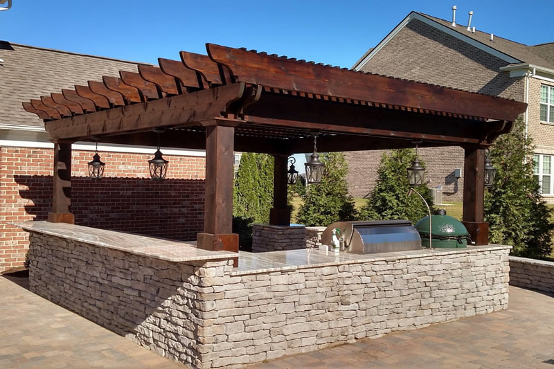 Fence Staining Frisco Fence Deck And Pergola Staining