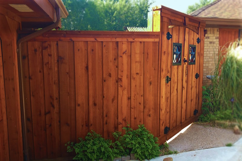 Fence Staining Frisco, TX