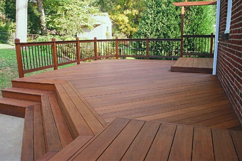 Deck Staining Frisco, TX