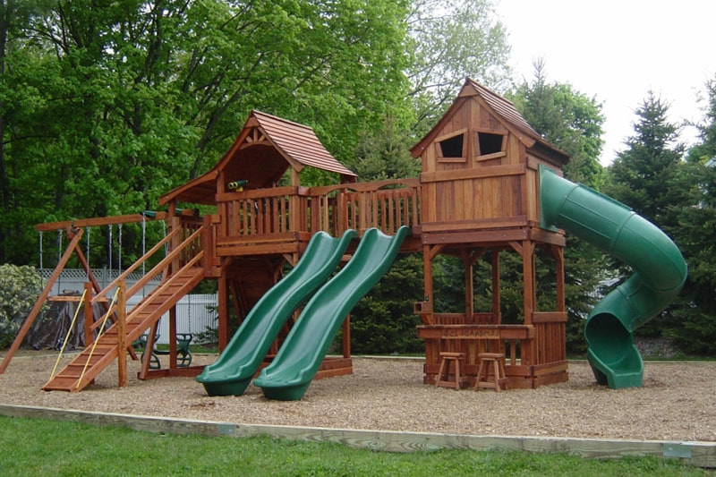 Playset Stain in Frisco